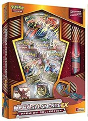 Mega Salamence EX Premium Collection